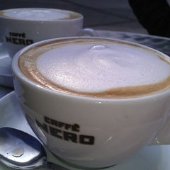 Photo taken at Caffè Nero by Inita V. on 3/12/2014