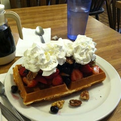 Photo taken at More Than Waffles by Vato L. on 9/26/2012