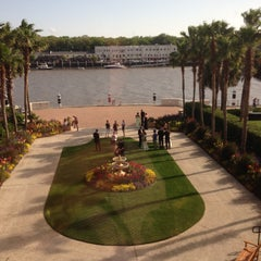 Photo taken at The Westin Savannah Harbor Golf Resort & Spa by Matt M. on 4/27/2013