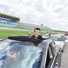 Photo taken at Kansas Speedway by Eric D. on 7/11/2015