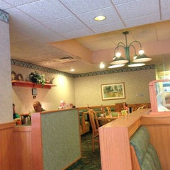 Photo taken at Village Inn by Jenann G. on 4/7/2013