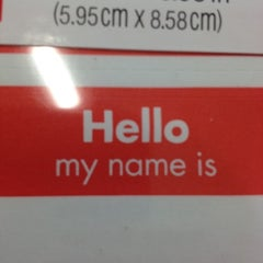 Photo taken at Office Depot by Paratwiter C. on 10/1/2012