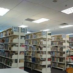 Photo taken at National Library (Perpustakaan Negara) by Masitah R. on 3/16/2013