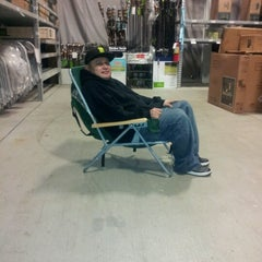 Photo taken at Lowe's Home Improvement by Santiago B. on 12/11/2012