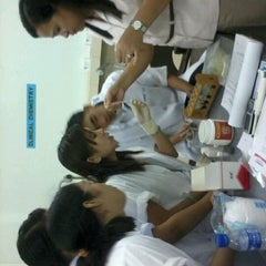 Photo taken at MedTech Lab by Divine Wil A. on 10/9/2012