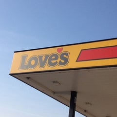 Photo taken at Love's Travel Stop by Bridget F. on 4/19/2014