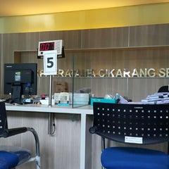 Photo taken at Kantor Pelayanan Pajak Pratama Cikarang Selatan by Ade S. on 1/16/2015