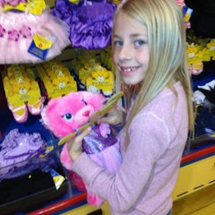 Photo taken at Build-A-Bear Workshop by Dorothy S. on 2/23/2013