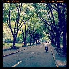 Photo taken at 复旦大学   Fudan University by Map1en_ on 6/11/2013