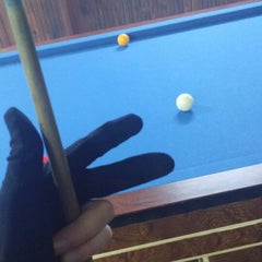 Photo taken at Nazar Cafe Bilardo by Semih R. on 2/22/2015