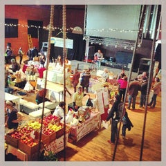 Photo taken at Somerville Winter Farmers Market by Andrea D. on 3/16/2013