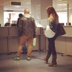 Photo taken at Agencia Tributaria by Horacio V. on 3/15/2014