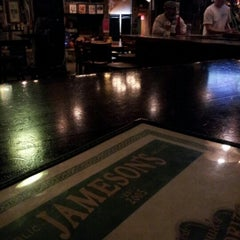 Photo taken at Jameson's Public House by Tom J. on 10/30/2012