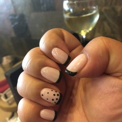 Photo taken at Venetian Nail Spa by Rebecca and Jeff C. on 1/17/2015