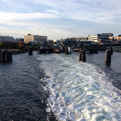 Photo taken at Bremerton Ferry Terminal by Spenser H. on 10/7/2013