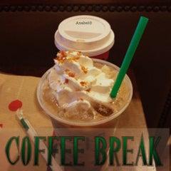 Photo taken at Starbucks by Anabel on 11/27/2012
