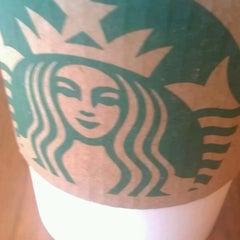 Photo taken at Starbucks by Nina on 4/15/2013