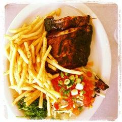 Photo taken at Silverspoon Cafe by Joris B. on 10/26/2012