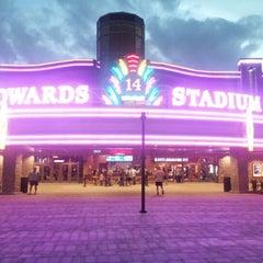 Photo taken at Edwards Houston Marq'E 23 IMAX & RPX by Kar2 on 10/14/2012