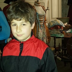 Photo taken at Elfreth's Alley Museum by Irene N. on 4/18/2014