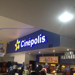Photo taken at Cinépolis by Mars A. on 4/28/2013