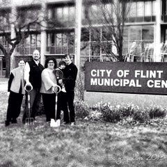Photo taken at Flint City Hall by Brian J. on 5/24/2013