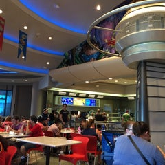 Photo taken at Captain America Diner by René S. on 6/21/2015