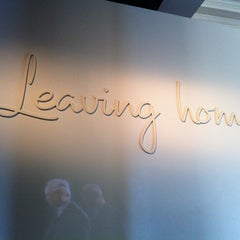 Photo taken at Immigration Museum by Mariana M. on 2/19/2013