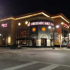 Photo taken at The Cheesecake Factory by Adil I. on 1/25/2013