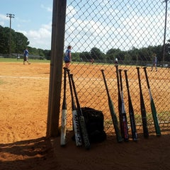 Photo taken at Hanahan Recreation Complex by Gina H. on 9/15/2013