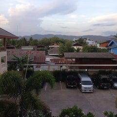 Photo taken at โรงแรมปูนนกันต์ | อ.แม่สอด จ.ตาก by One L. on 5/15/2015