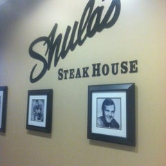 Photo taken at Shula's America's Steak House by Tim K. on 4/29/2014