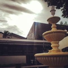 Photo taken at Monasterio De Santa Clara by Hannah M. on 7/22/2013
