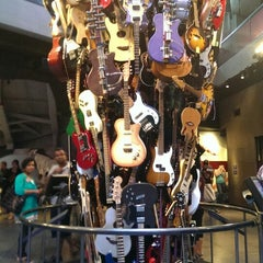 Photo taken at EMP Museum by An D. on 7/5/2013