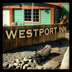 Photo taken at The Westport Inn by *~RAD~* D. on 10/5/2013