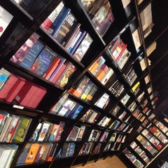 Photo taken at Libreria Internacional Plaza Mayor by Alma C. on 3/4/2016