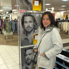 Photo taken at Hudson's Bay by Emma R. on 12/29/2012