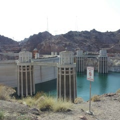 Photo taken at Hoover Dam by ray d. on 7/1/2013