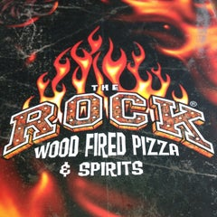 Photo taken at The Rock Wood Fired Kitchen by Jae R. on 6/8/2013