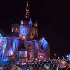 Photo taken at Red Bull Crashed Ice 2014 by Alyssa S. on 1/27/2013