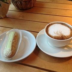 Photo taken at Хлеб & Co by Lidiia P. on 11/5/2012