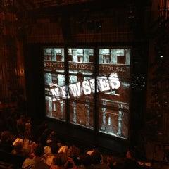 Photo taken at Nederlander Theatre by Lauren O. on 3/27/2013