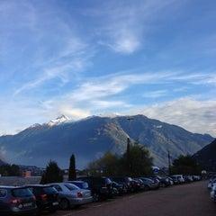 Photo taken at Bellinzona FFS by Nikola N. on 10/18/2012