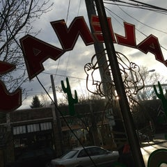 Photo taken at Malena's Taco Shop by Dave R. on 12/22/2012