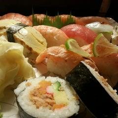 Photo taken at Ichiban Sushi by Patrik L. on 8/8/2014
