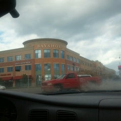 Photo taken at Bayshore Town Center by Smooth K. on 9/22/2012