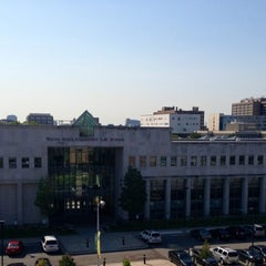 Photo taken at Wayne State University Law School by Paul K. on 10/25/2012