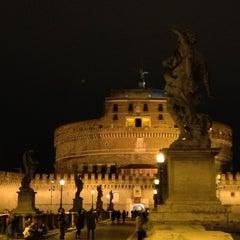 Photo taken at Giardini di Castel Sant'Angelo by Ana V. on 3/25/2013