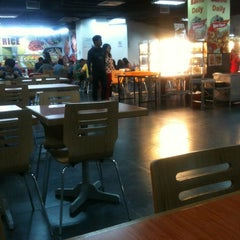 Photo taken at Suria Food Court by Chaznee 8. on 5/1/2013