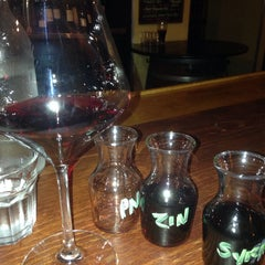 Photo taken at Relm Wine Bistro by Roberto R. on 8/9/2014